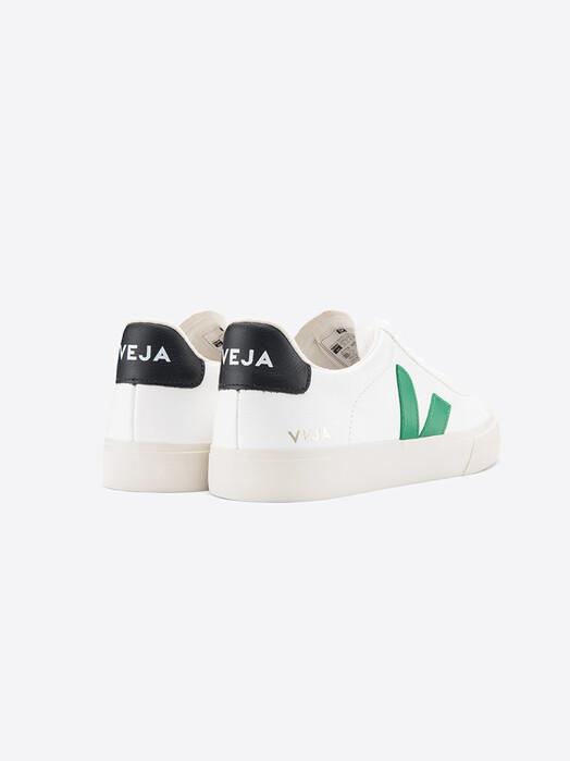 Veja Schuhe Campo [extra-white emeraude black] jetzt im Onlineshop von zündstoff bestellen