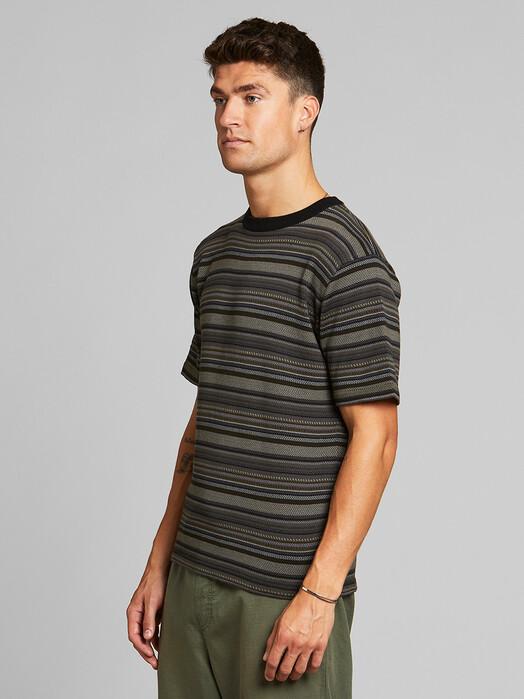 Dedicated T-Shirts Husum [dark black] jetzt im Onlineshop von zündstoff bestellen