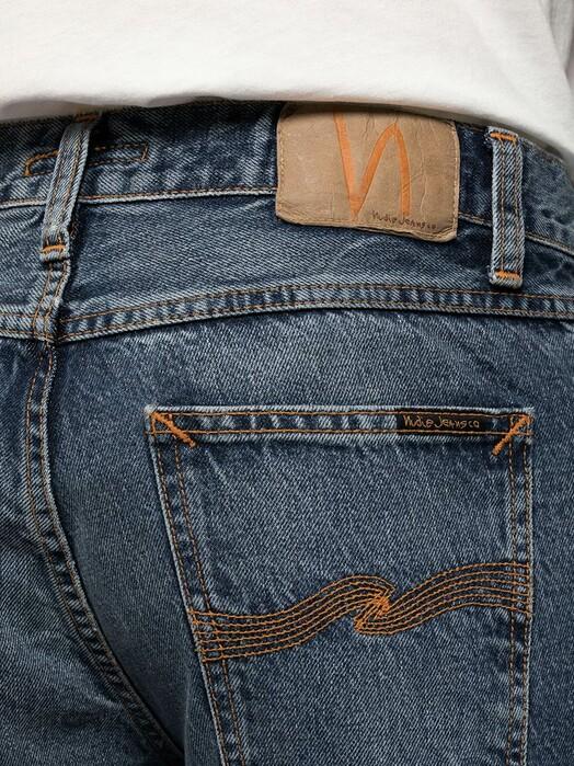 nudie Jeans Jeans Gritty Jackson [far out] jetzt im Onlineshop von zündstoff bestellen