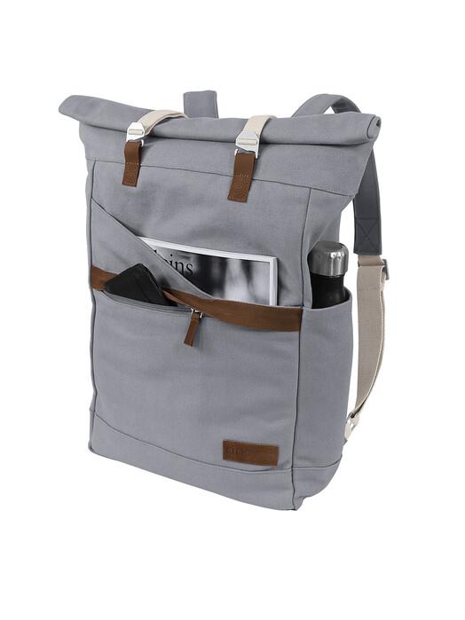 melawear Rucksäcke & Taschen Ansvar I [grau] One Size jetzt im Onlineshop von zündstoff bestellen