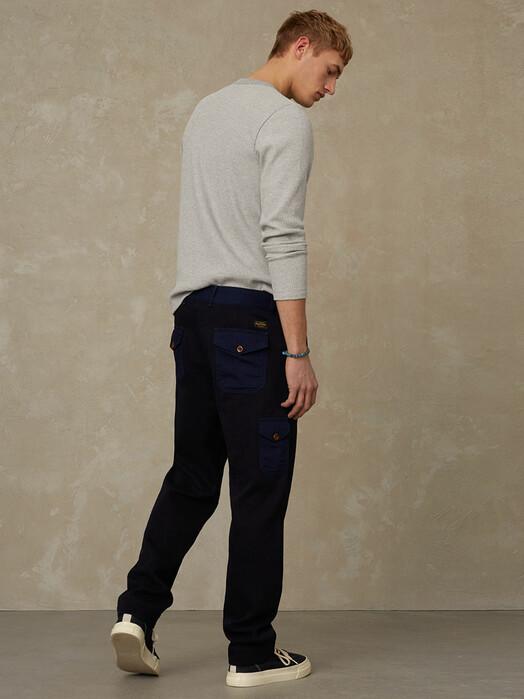 K.O.I. Jeans Longsleeves Nezer [grey melee] jetzt im Onlineshop von zündstoff bestellen