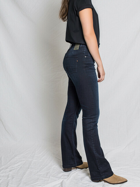 Kuyichi Jeans Amy Bootcut [dark faded]