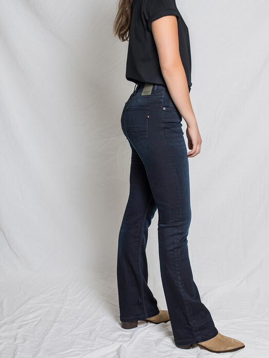 Jeans - Amy Bootcut [dark faded] 1