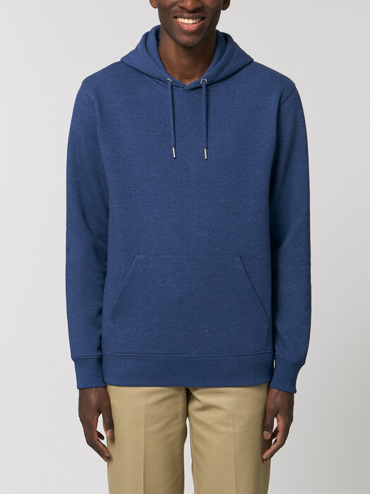 zündstoff.basics Hoodies Carsten [diverse Farben] M, heather snow mid blue jetzt im Onlineshop von zündstoff bestellen