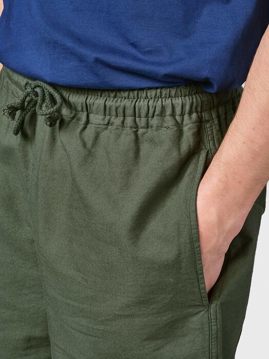 Klitmøller Collective Shorts Bertram [olive] jetzt im Onlineshop von zündstoff bestellen