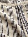 K.O.I. Jeans Shorts Cronus [beige stripe] jetzt im Onlineshop von zündstoff bestellen