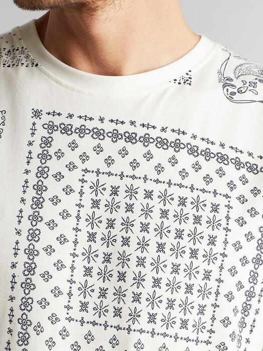 Dedicated T-Shirts Stockholm Bandanas [off-white] jetzt im Onlineshop von zündstoff bestellen