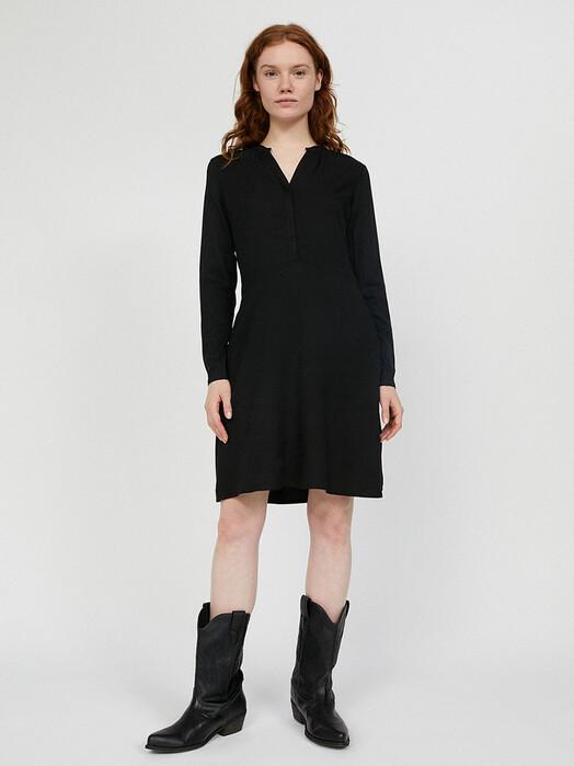 ARMEDANGELS Kleider Inaari [black] jetzt im Onlineshop von zündstoff bestellen