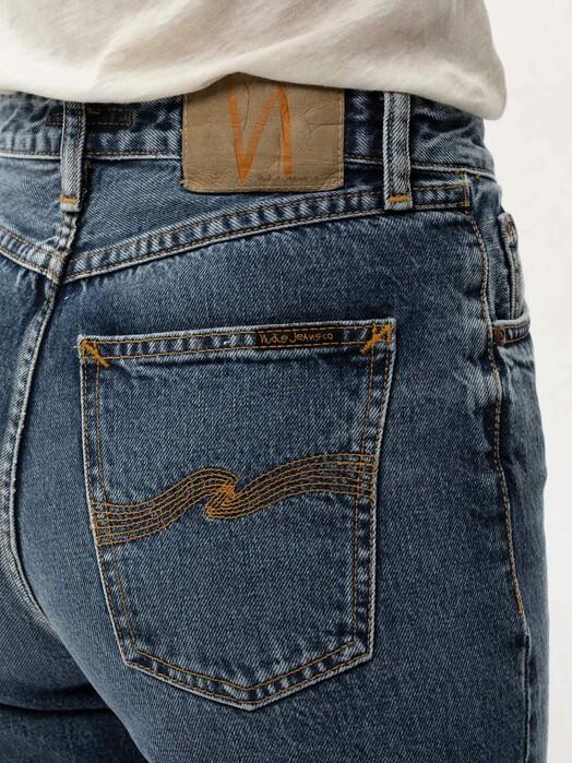 nudie Jeans Jeans Lofty Lo [far out] jetzt im Onlineshop von zündstoff bestellen