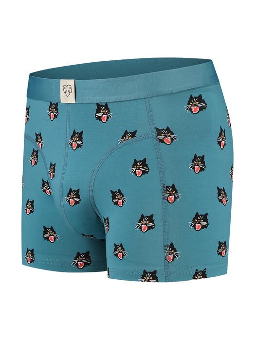A-dam Underwear Unterwäsche  Boxerbrief Carlos [petrol] jetzt im Onlineshop von zündstoff bestellen