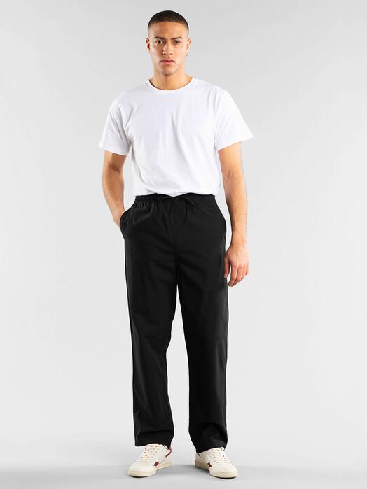 Dedicated Chinos & Hosen Klitmoeller Pants [black] XS jetzt im Onlineshop von zündstoff bestellen