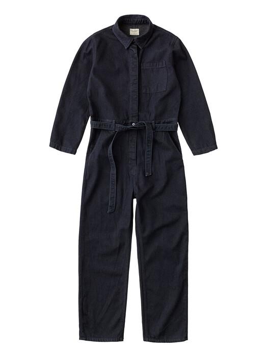 nudie Jeans Jumpsuits Sophie Boiler Suit [wool wish denim] jetzt im Onlineshop von zündstoff bestellen
