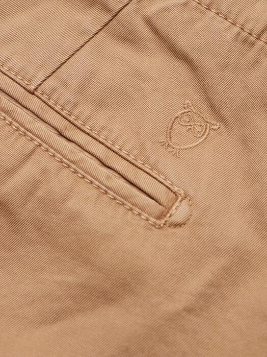 Knowledge Cotton Apparel  Chinos & Hosen Chuck Twill Chino [tuffet] jetzt im Onlineshop von zündstoff bestellen