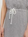 ARMEDANGELS Kleider Laaiko Pretty Stripes [night sky-off white] L jetzt im Onlineshop von zündstoff bestellen