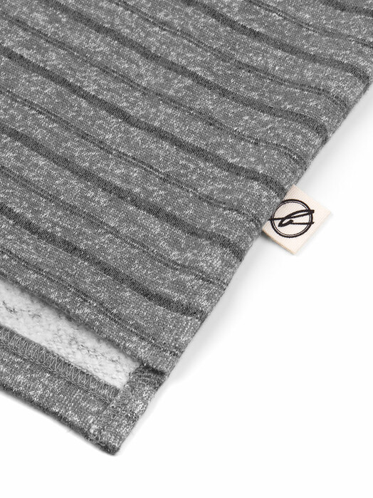 bleed clothing Sweatshirts Striped Sweater Hemp [grey] S jetzt im Onlineshop von zündstoff bestellen