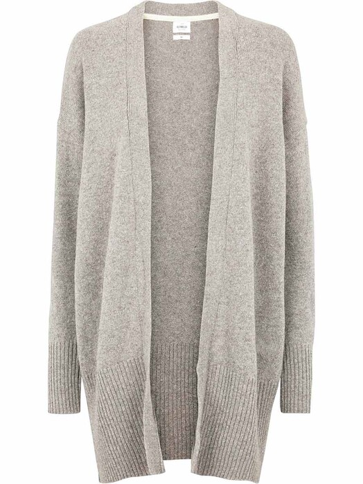 Klitmøller Collective Strickpullover & Cardigans Rosemarie [pastel grey] jetzt im Onlineshop von zündstoff bestellen