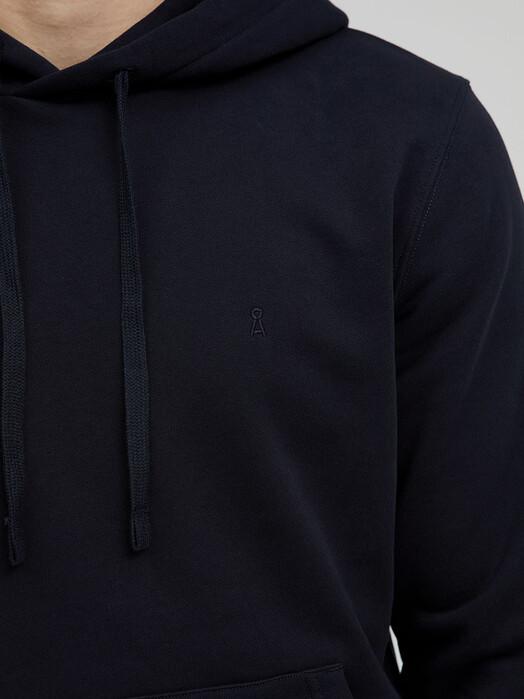 ARMEDANGELS Hoodies Paancho Comfort [depth navy] jetzt im Onlineshop von zündstoff bestellen