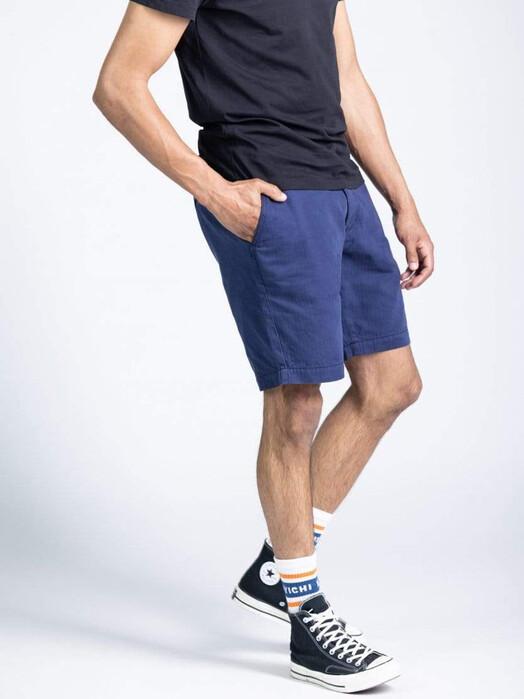 Kuyichi  Shorts Toby [worker blue] jetzt im Onlineshop von zündstoff bestellen
