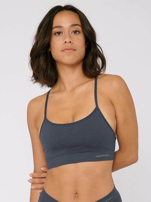 Organic Basics Unterwäsche  SilverTech Active Sports Bra [sea blue] jetzt im Onlineshop von zündstoff bestellen