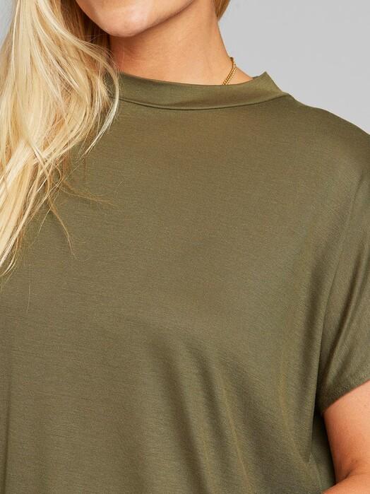 Dedicated T-Shirts Flor [leaf green] jetzt im Onlineshop von zündstoff bestellen