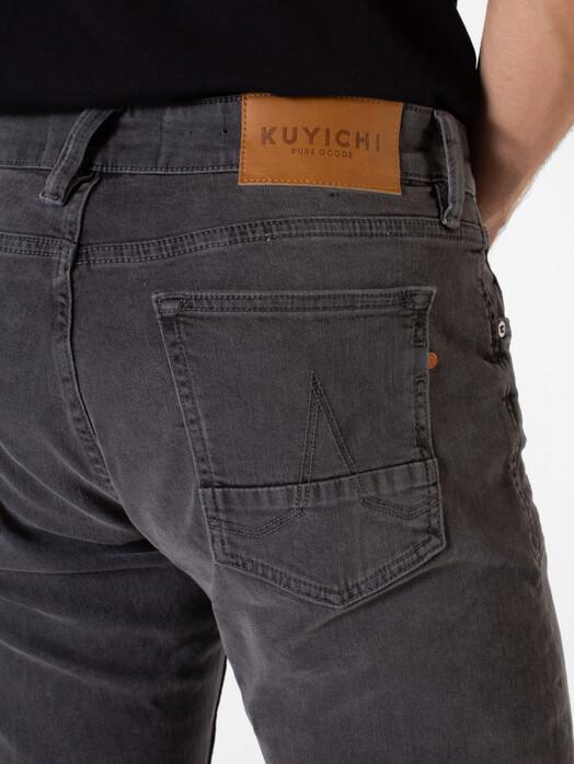 Kuyichi  Jeans Jim [rebel grey] jetzt im Onlineshop von zündstoff bestellen
