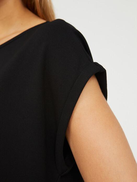 ARMEDANGELS Kleider Hawaa [black] jetzt im Onlineshop von zündstoff bestellen