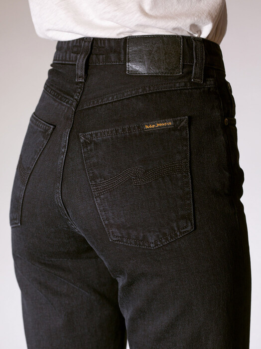 Jeans - Breezy Britt [black worn] 5