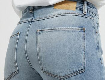 vegane ARMEDANGELS jeans Fjellaa mit Jacron