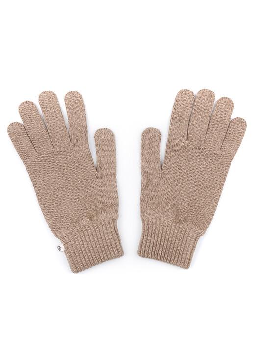 bleed clothing Mützen Eco Knitted Gloves [taupe] jetzt im Onlineshop von zündstoff bestellen