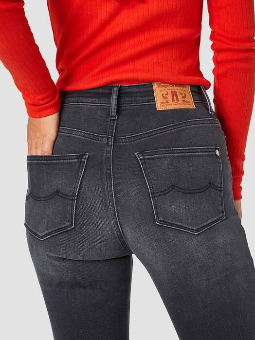 Jeans - Christina High [rover vintage black] 3
