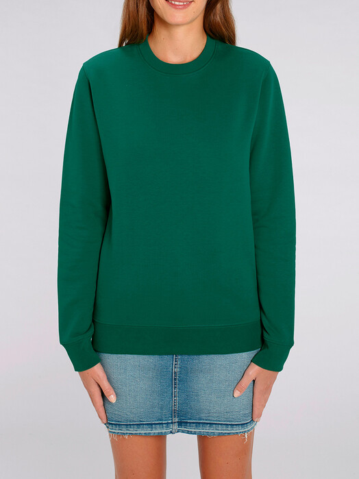 zündstoff.basics Sweatshirts Chris [diverse Farben] XXL, bottle green jetzt im Onlineshop von zündstoff bestellen