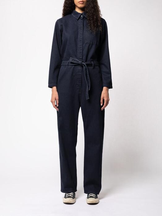 nudie Jeans Sophie Boiler Suit [wool wish denim]
