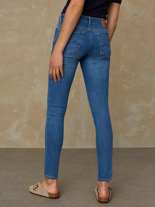 K.O.I. Jeans Jeans Juno [eco veggie mid used] jetzt im Onlineshop von zündstoff bestellen