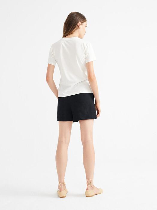 Thinking MU T-Shirts Après La Plage [snow white] jetzt im Onlineshop von zündstoff bestellen