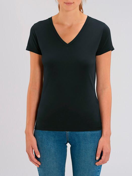 T-Shirts - Emma [diverse Farben] - XS, black 2