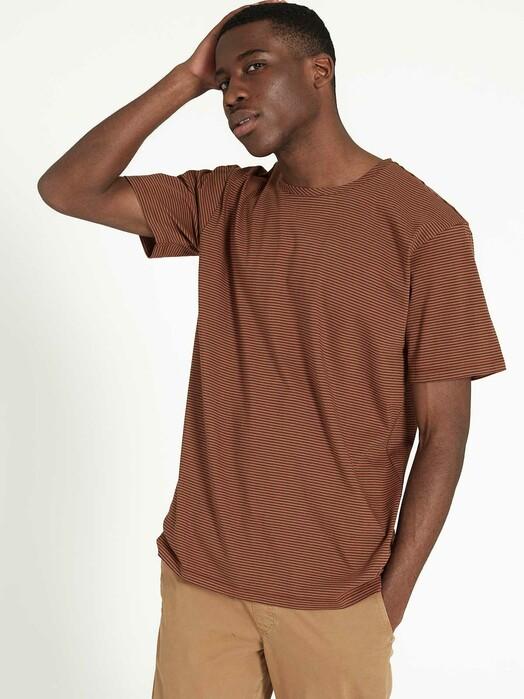 recolution  T-Shirts T-Shirt Pandan [dark orange/black] jetzt im Onlineshop von zündstoff bestellen