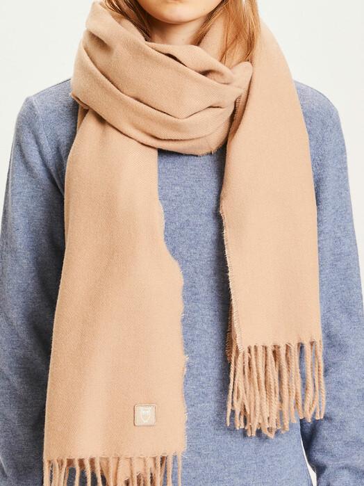 Knowledge Cotton Apparel  Schals & Tücher Madeline Scarf [incense] One Size jetzt im Onlineshop von zündstoff bestellen