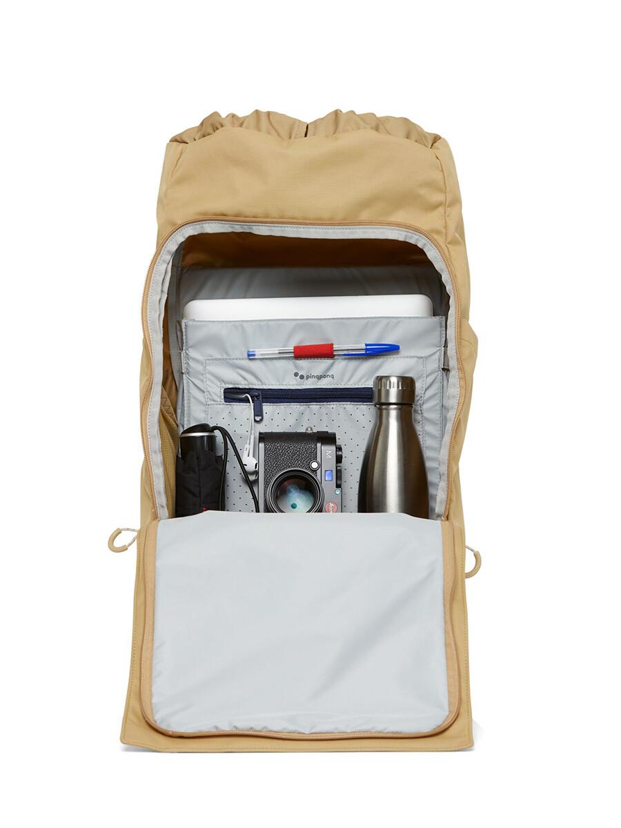 Meerjungfrau Shell Ita Tasche | Pin Display Rucksack
