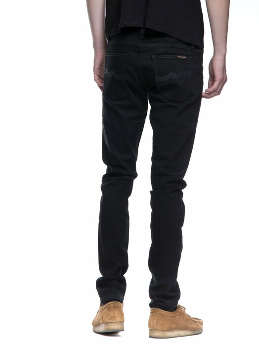 Jeans - Tight Terry [everblack] 5