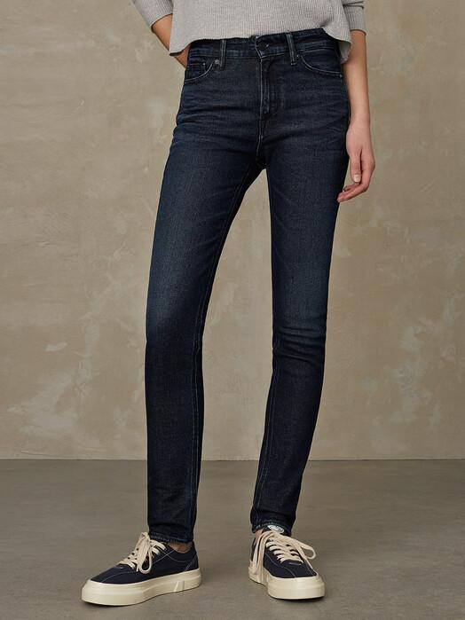 K.O.I. Jeans Jeans Juno High [blue black refibra] jetzt im Onlineshop von zündstoff bestellen