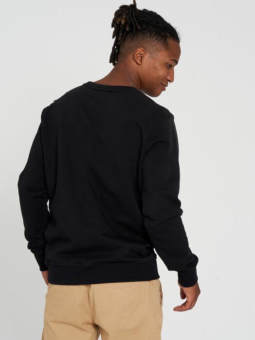 Recolution Sweatshirts Sweatshirt Elm Reco [black] jetzt im Onlineshop von zündstoff bestellen