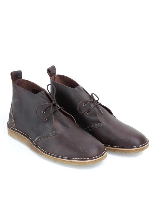 ekn Schuhe Max Herre [brown leather/crepe sole] jetzt im Onlineshop von zündstoff bestellen