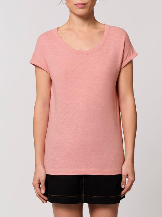 zündstoff.basics T-Shirts Ronja [diverse Farben] S, canyon pink jetzt im Onlineshop von zündstoff bestellen