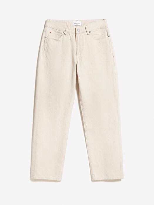 ARMEDANGELS Jeans Fjellaa Cropped [undyed] jetzt im Onlineshop von zündstoff bestellen