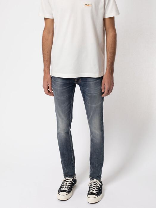 nudie Jeans Jeans Tight Terry [dark beach] jetzt im Onlineshop von zündstoff bestellen