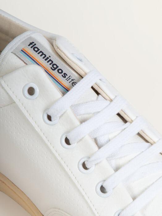 Flamingo's Life Schuhe Roland [snow ivory] jetzt im Onlineshop von zündstoff bestellen