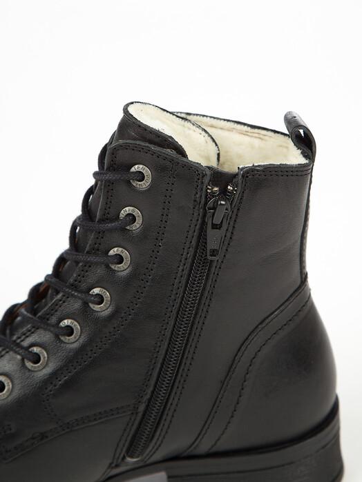 Schuhe  - Pandora gefüttert [black] - 36 4