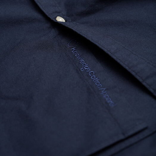 Hemden & Polos - Stretched Oxford Shirt [total eclipse] 4