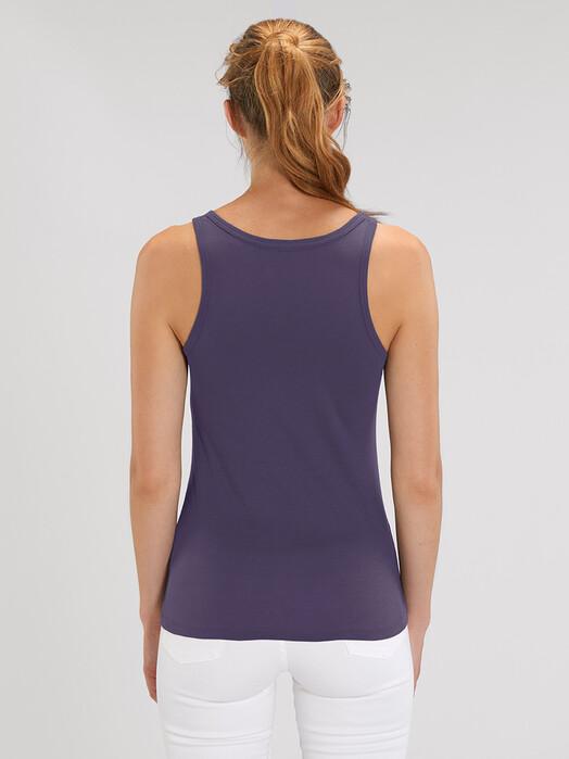 zündstoff.basics Tops Delia [diverse Farben] XL, plum jetzt im Onlineshop von zündstoff bestellen
