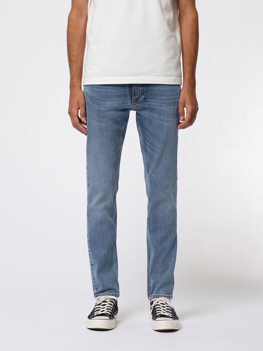 nudie Jeans Jeans Lean Dean [lost orange] jetzt im Onlineshop von zündstoff bestellen